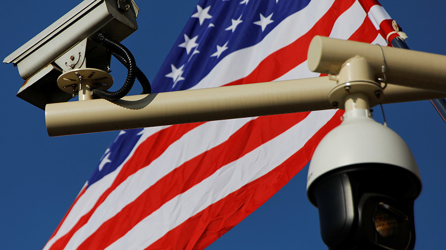 Majority of Americans fear surveillance & 'deep state' power – poll
