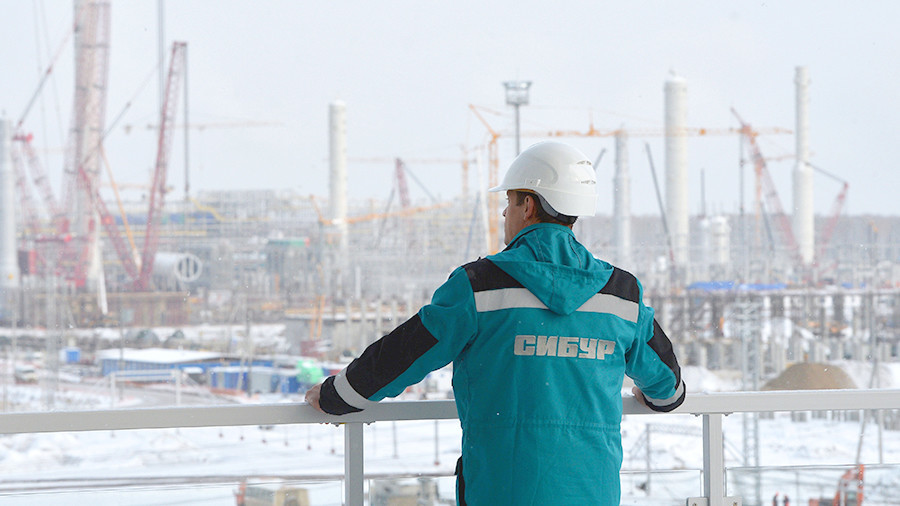 Russian petrochemicals giant Sibur strengthens China partnership