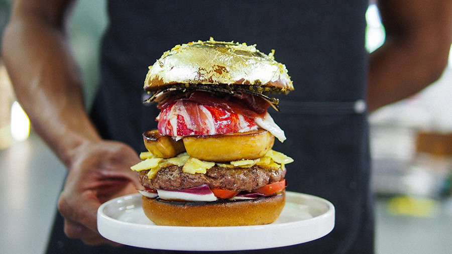 Burger beats jambon-beurre as France's top sandwich