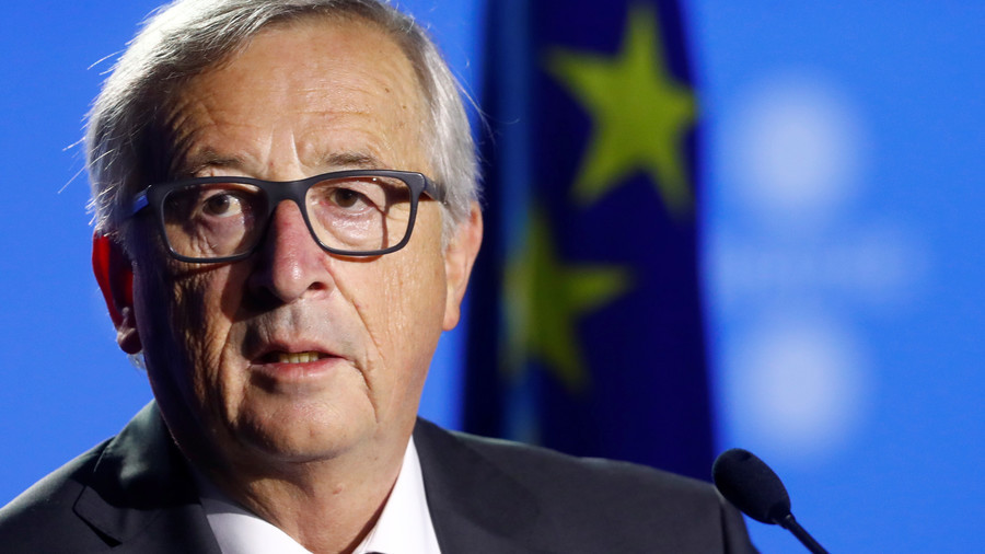 EU's Juncker attacked for wanting good relations with Russia in wake of spy poisoning