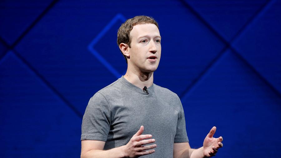 Zuckerberg lost $5 billion in a day following Facebook scandal