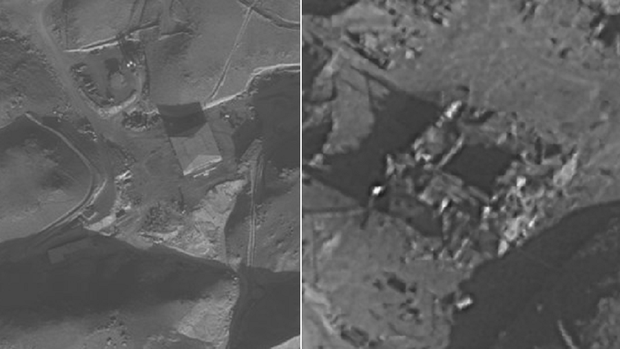 Israel says 2007 strike on Syrian nuclear reactor a message to Iran