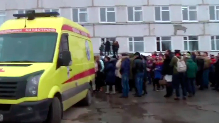Almost 60 children suffer poisoning in Moscow Region, angry locals blame waste depot gas leak