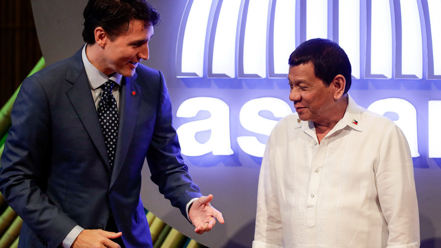 'How stupid can you get?' Duterte blasts Canada over helicopter deal