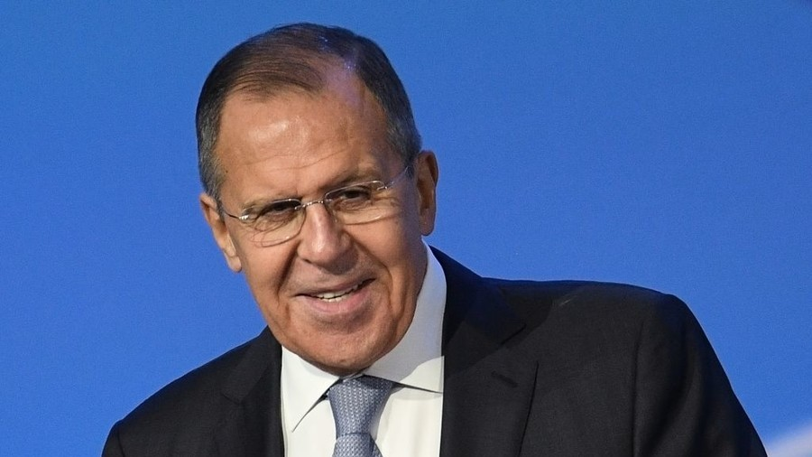 'We didn't meddle in your election, only in the weather' – Russia's Lavrov to Japanese FM