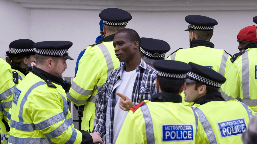 Boris Johnson wants to increase stop and search powers – even though stats show they don't work