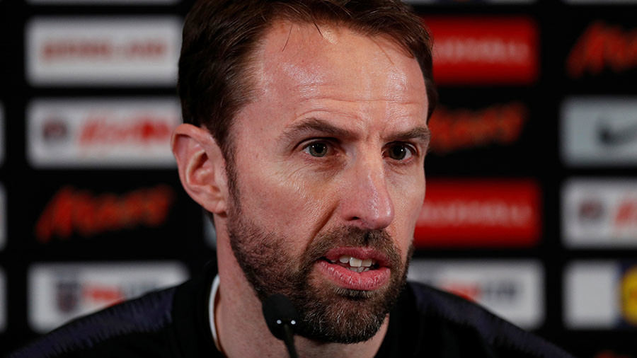 'It's of little interest what Boris Johnson thinks about Russia' – England manager Southgate