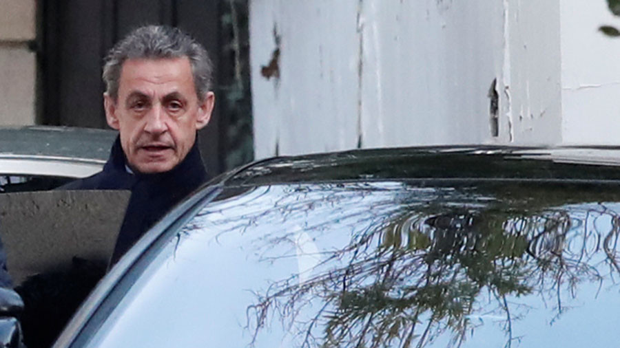 Nicolas Sarkozy says his life is 'hell' as he faces formal investigation