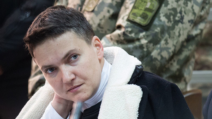 Savchenko arrested as Ukraine's 'revolution' eats itself