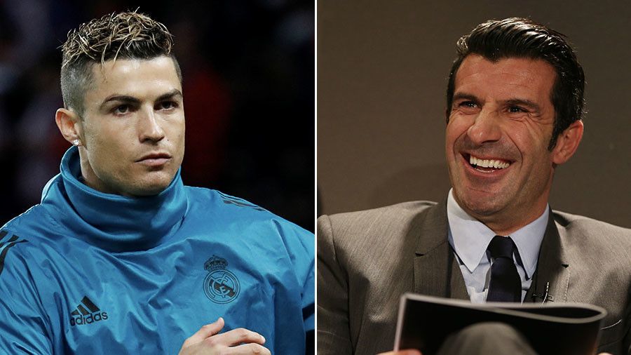 'I hope Ronaldo will be in good shape' - Luis Figo talks 2018 World Cup in Russia