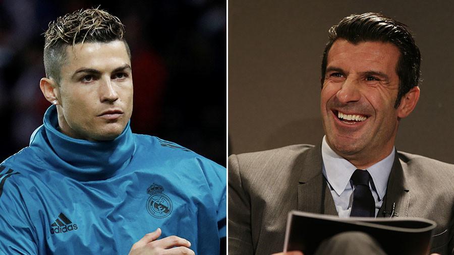 'I hope Ronaldo will be in good shape' - Luis Figo talks 2018 World Cup in Russia
