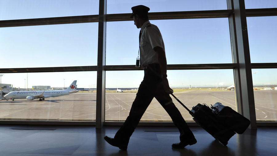 Flight cancelled after airline co-pilot spotted 'walking unsteadily and smelling of alcohol'