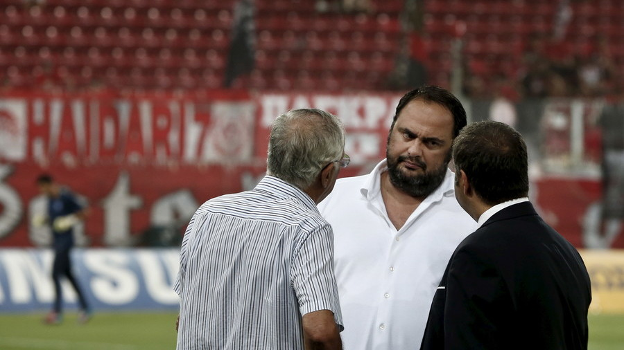 Olympiacos, Forest owner denies wrongdoing over drug trafficking charges