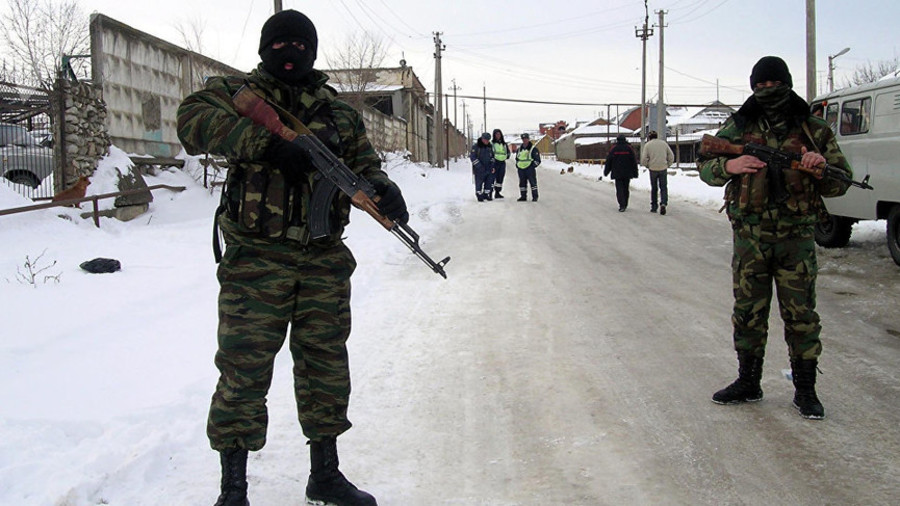 ISIS-linked militant neutralized in Dagestan counter-terrorist operation (VIDEO)