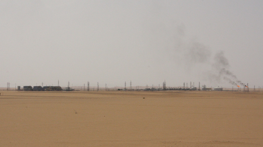 Pentagon says 'coordinated' airstrike kills 2 terrorists in Libyan desert