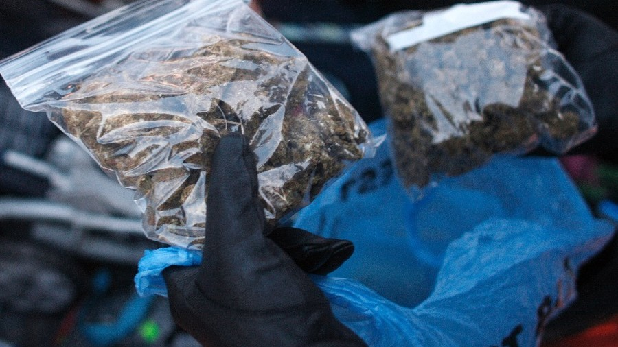 Sweden arrests record number of smugglers with nearly 1,5 tons of drugs