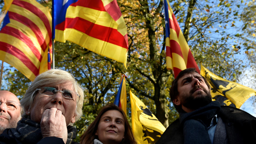 'Obliged but opposed': Sturgeon powerless to stop ex-Catalan ministers extradition to Spain