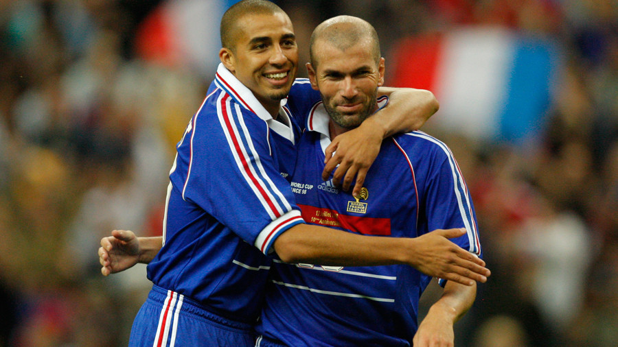 'Training in France let me grow as a player' – David Trezeguet on his football career and World Cup