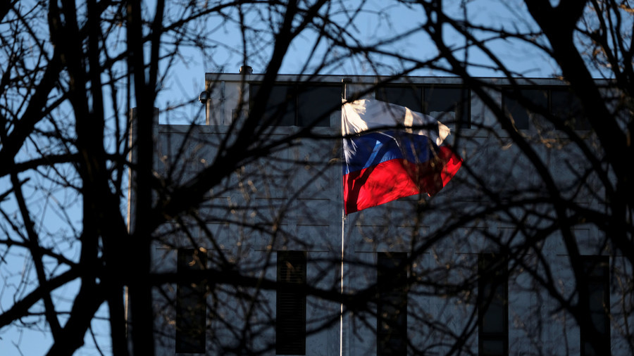 'Which would you shut?' Russian DC embassy polls Twitter as Moscow mulls consulate closure response