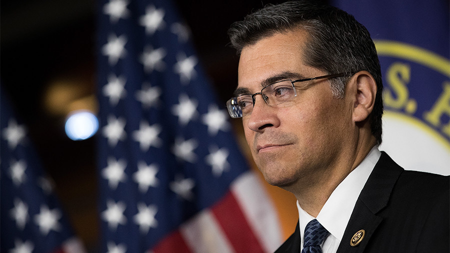 California AG to sue Trump administration over 'illegal' census question