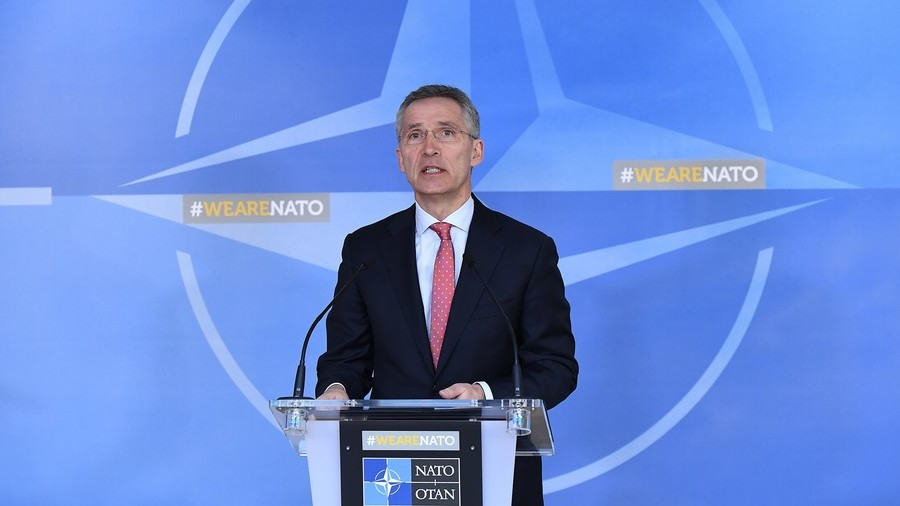 NATO expels Russian diplomats to 'send message' about Skripal case
