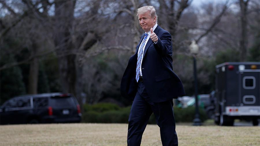 'Kim looks forward to meeting me' – Trump