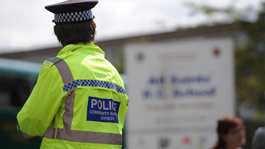 UK schools on lockdown after threats to 'mow down' children received