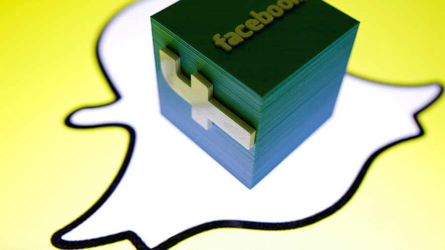 Snapchat could share user data - because it worked so well for Facebook