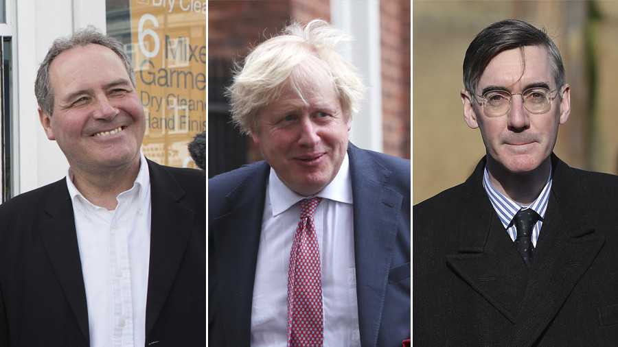 From Boris to Rees-Mogg: Do the Tories have their own racism problem?