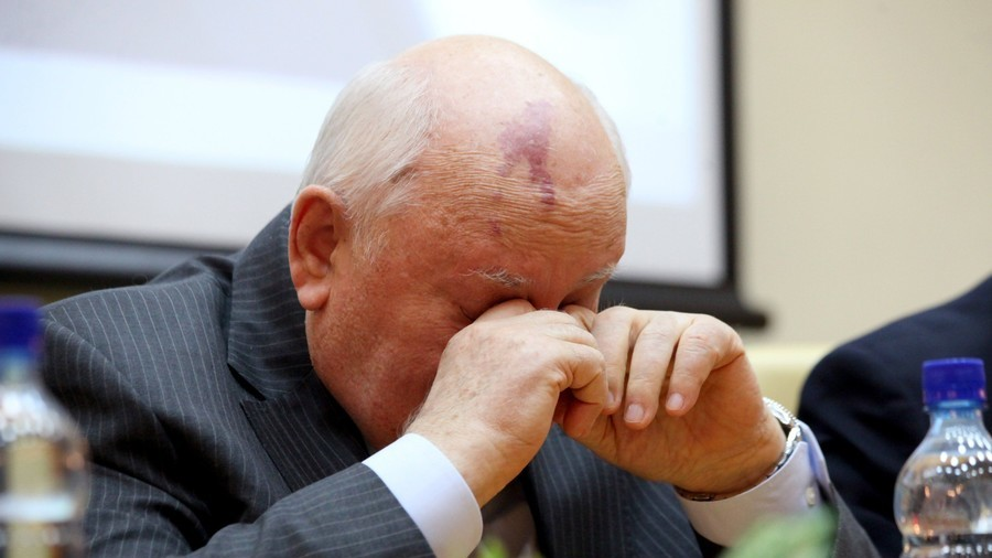 Duma refuses to denounce 'anti-national' Gorbachev & Yeltsin for sparking USSR collapse