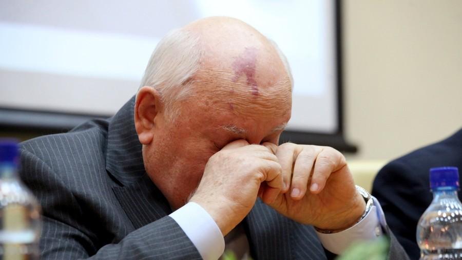 Duma refuses to denounce 'anti-national' Gorbachev & Yeltsin for sparking USSR collapse
