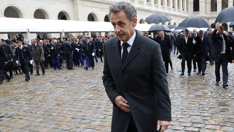 Former French President Sarkozy to face corruption trial