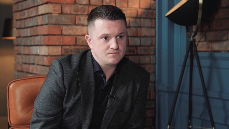 The Tommy Robinson problem: Does everyone have the right to 'free speech?' (VIDEO)