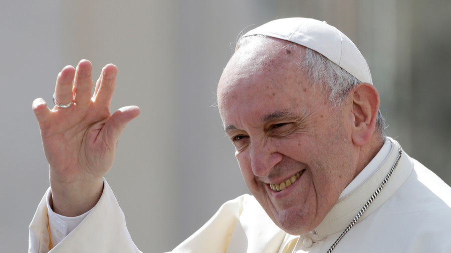 'There is no hell': Italian publisher claims Pope Francis denied existence of underworld