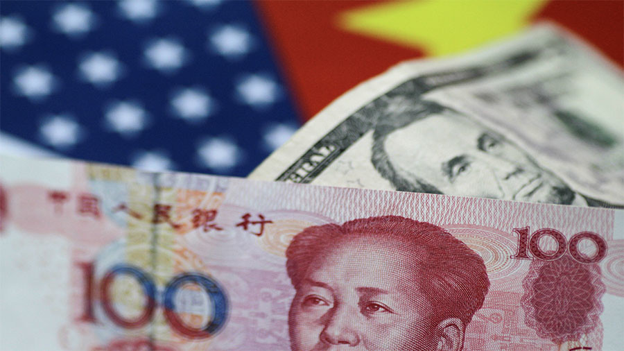 As trade war heats up, China hints at early 'Petro-Yuan'
