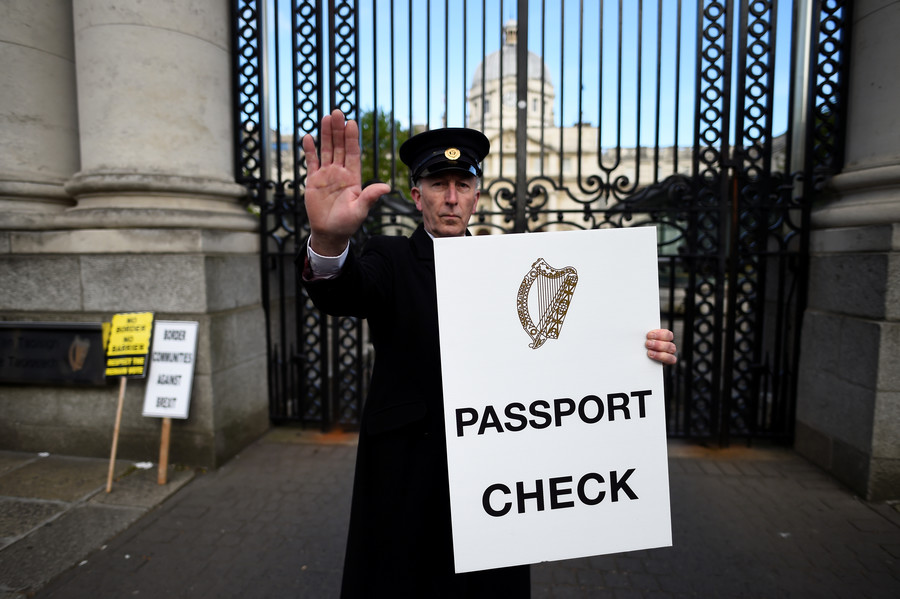 Irish government faces pushback on decision to expel Russian diplomat