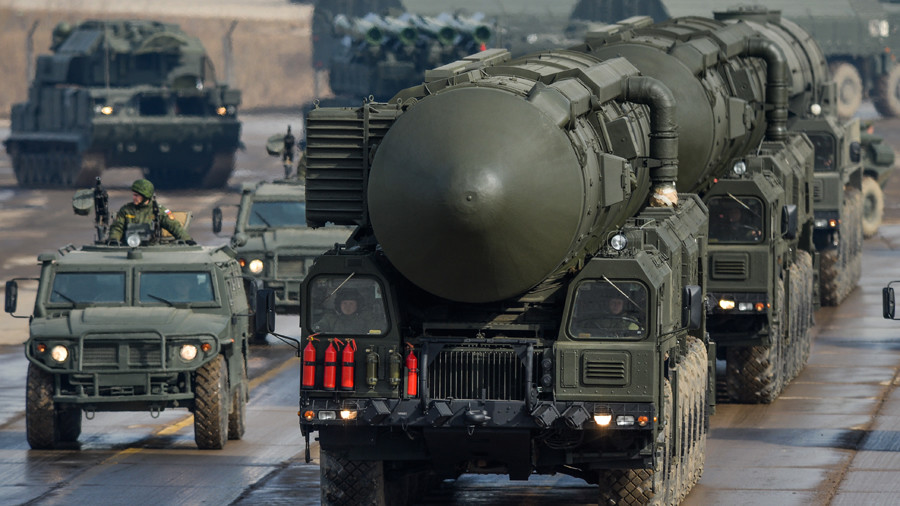 'Melania's Breasts' or 'Brezhnev's Underwear'? Poll to name new Russian arms goes wild