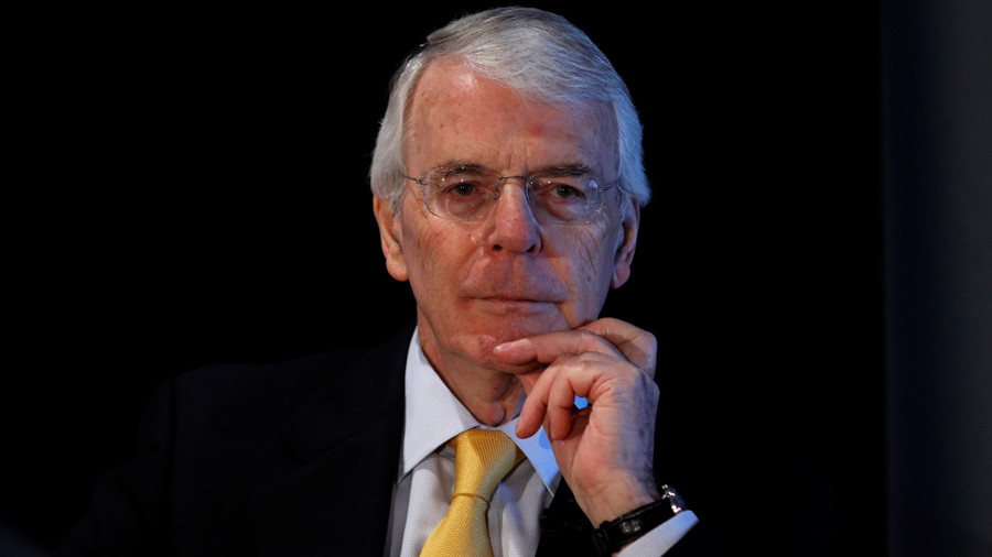 Brexiteers round on former PM John Major's Brexit 'hypocrisy' (VIDEO)