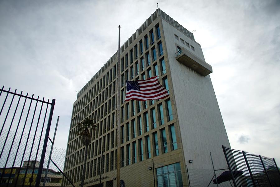 Mystery illness struck 'widespread brain networks' of US embassy staff in Cuba – study