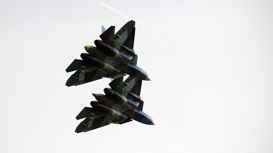 5th-gen Russian Su-57 fighters performed 2 days of combat tests in Syria – Defense Minister