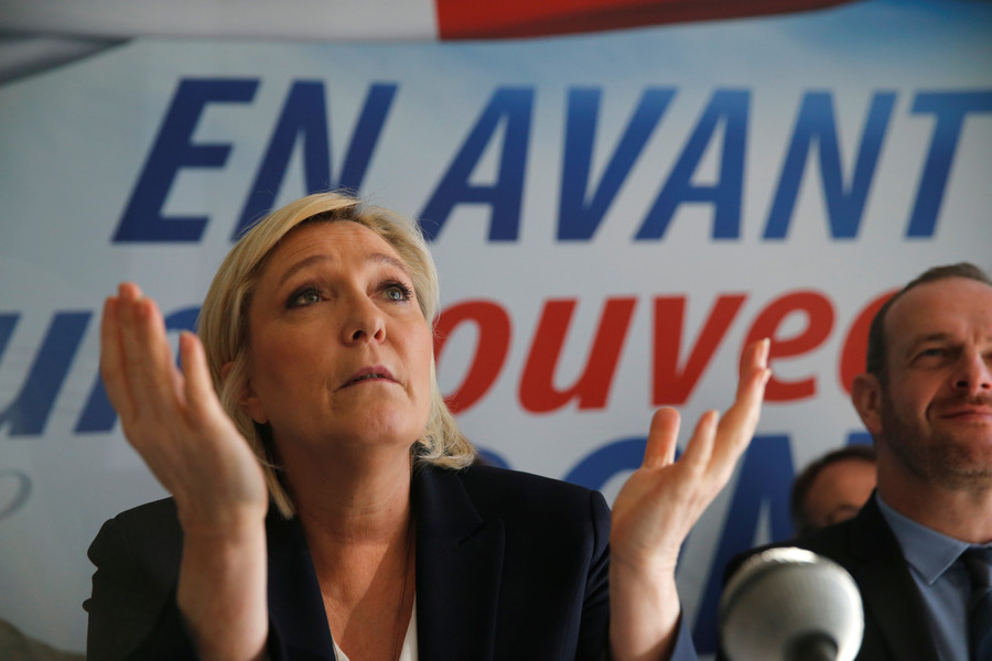 Marine Le Pen's ISIS tweets: French politician faces 3yr jail term as formal probe launched