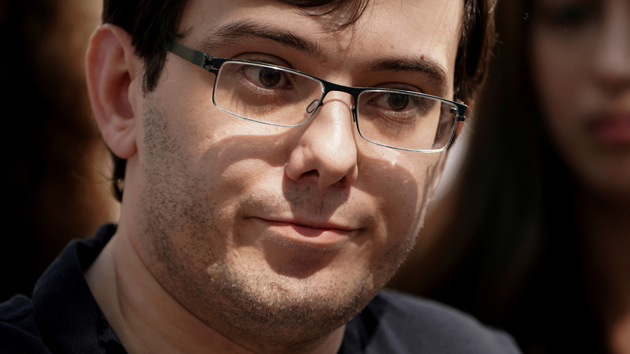 'I took myself down': Tearful 'Pharma bro' Martin Shkreli sentenced to 7 years in prison