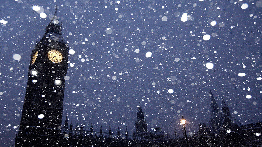 UK may run out of gas amid perfect storm of cold winter and supply issues
