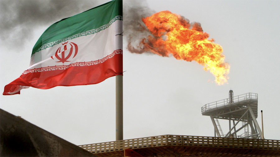 Russia considers $50 billion investment in Iranian oil & gas