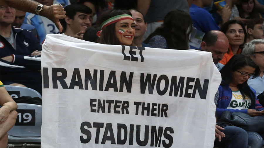 'Iranian women will have access to their football stadiums soon' – FIFA boss Infantino