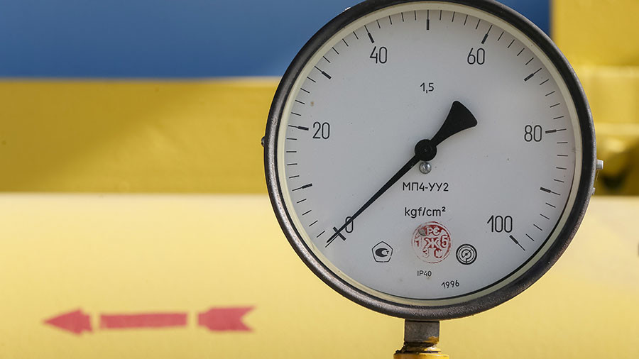 Ukraine's Naftogaz head claims Ukrainians over-consumed, as US State Dept praises Kiev gas cuts