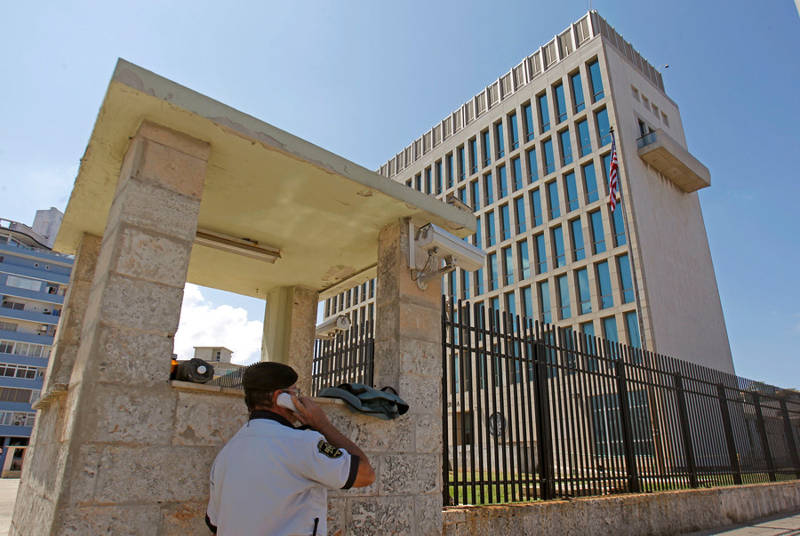 US downsizes Cuba embassy for good amid 'sonic attack' mystery