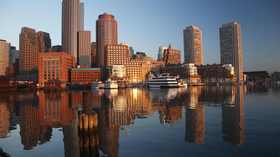 'Pahk the Cah' - Boston harbor