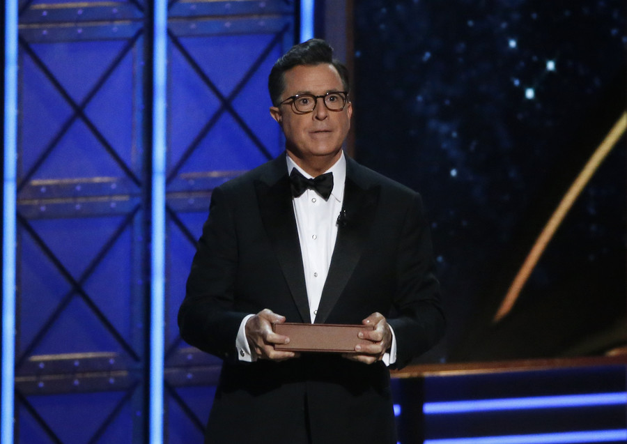 Comedian Colbert is 'danger to this country,' Nunes believes