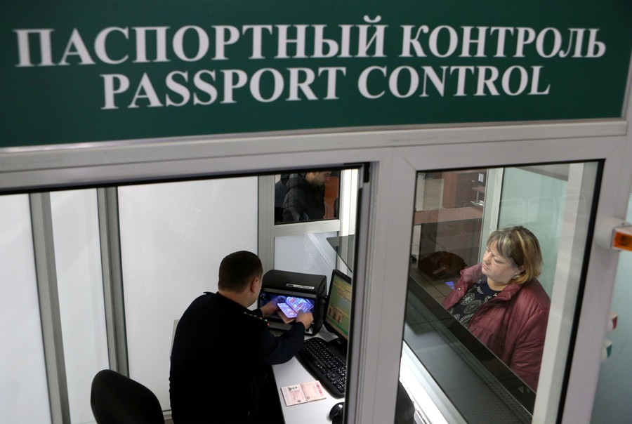 Foreigners suspected of aiding terrorists set to be barred from entering Russia
